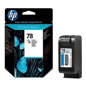 HP 78 Color Renkli Kartuþ C6578DE