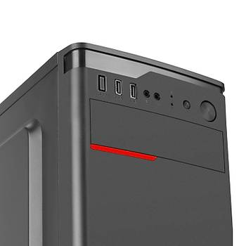 Quadro Solid Sga61Tr-32424 Ci3 3220 3.33Ghz 4Gb 240Gb Ssd Onb Vga Freedos Masaüstü Bilgisayar
