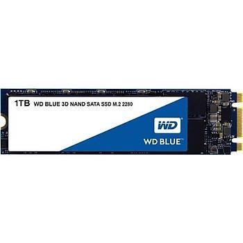1TB WD BLUE M.2 Sata 560/530MB/s WDS100T2B0B SSD