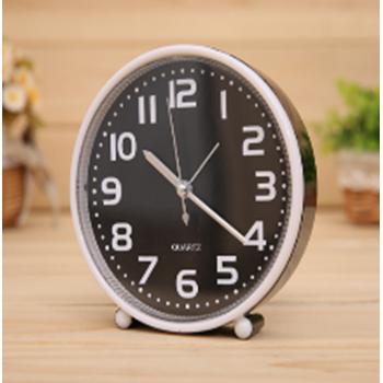 Elba KH-01 Alarm Saatli Analog Saat (yeþil renk)