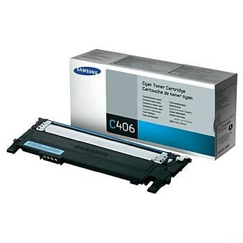 Samsung C406 Cyan Mavi 1.000 Sayfa Toner ST986A