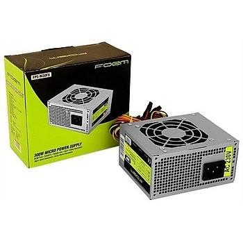 Frisby FOEM FPS-M30F8 300W Micro ATX Power Supply