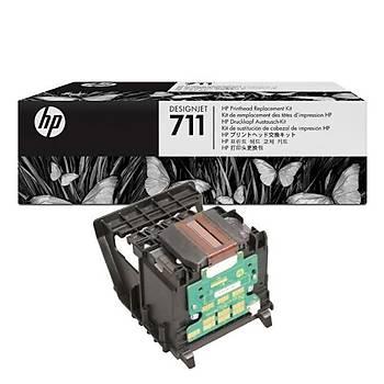 HP 711 Plotter Baský Kafasý C1Q10A