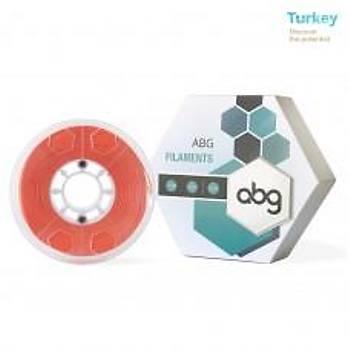 ABG Turuncu Abs Filament 1.75mm Kalýnlýk