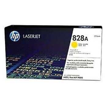 HP 828A Yellow Sarý 30.000 Sayfa Görüntüleme Drumý CF364A