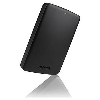 """Toshiba 4TB Canvio Basic 2.5"""" Siyah Taþýnabilir Disk HDTB440EK3CA"""