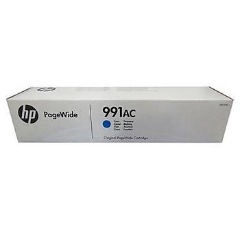 HP 991AC Cyan Mavi 16.000 Sayfa Kartuþ X4D10AC