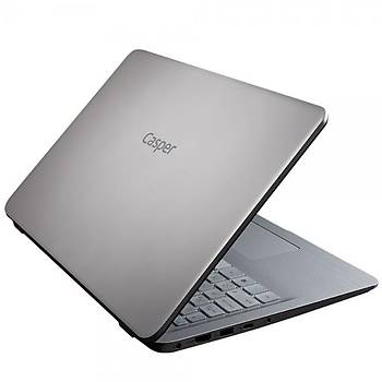 "Casper Nirvana S500.1021-8D50X-G-F i5 10210U 8GB 240GB SSD MX230 Freedos 15.6"" FHD Notebook"