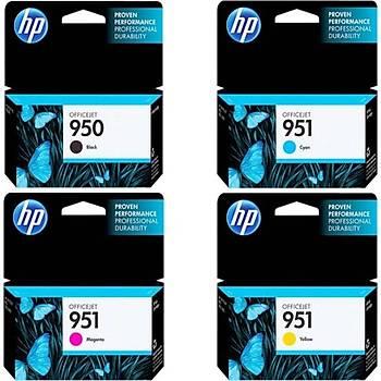 HP 951 Magenta Mavi Kartuþ CN051AE