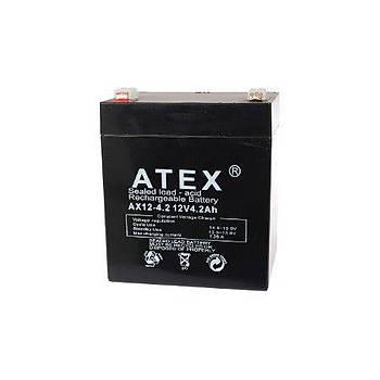 Atex AX-12V 4.2AH Bakýmsýz Kuru Akü