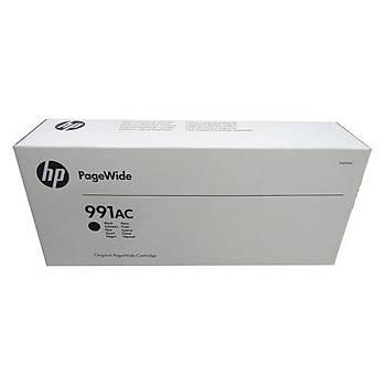 HP 991AC Black Siyah 22.000 Sayfa Kartuþ X4D19AC