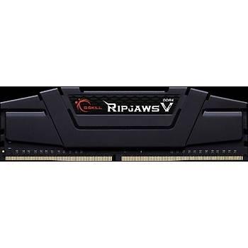 GSKILL RipjawsV 16GB (2X8) DDR4-4000Mhz CL18 Siyah 1.35V(F4-4000C18D-16GVK)