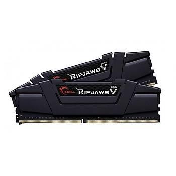 GSKILL RipjawsV 32GB (2X16) DDR4-3600Mhz CL18 Siyah 1.35V (F4-3600C18D-32GVK)