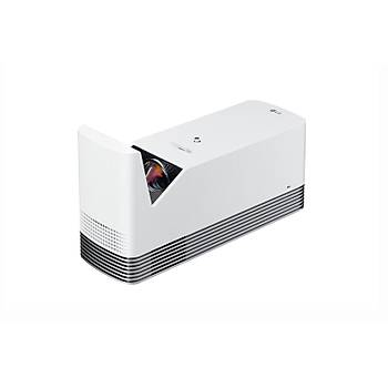 LG HF85LS 1920x1080 FullHD 1500 ANSI 20.000 Saat Lamba Ömrü Wi-Fi USB HDMI Lazer Projeksiyon Cihazý