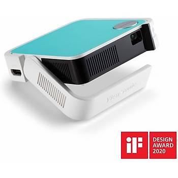 ViewSonic M1 Mini 50 ANSI JBL Hoparlörlü WVGA Bataryalý Taþýnabilir LED Cep Projeksiyon Cihazý
