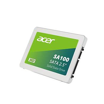 Acer SA100 120GB 560-500MB/sn 2.5 SATA SSD (SA100-120GB)