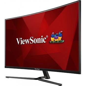ViewSonic 32 VX3258-2KPC-MHD 2K 2560x1440 144Hz 1ms (HDMI+DP) FREESYNC CURVED GAMING MONÝTÖR