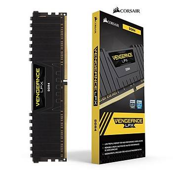Corsair Vengeance 16GB 2400Mhz DDR4 CMK16GX4M1A2400C16 Soðutuculu Bellek