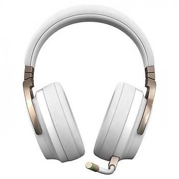 Corsair Virtuoso RGB CA-9011224-EU Kablosuz Mikrofonlu Oyuncu Kulaklýðý Beyaz