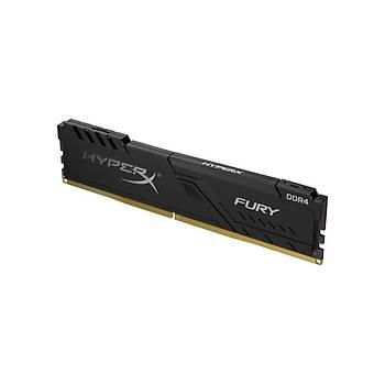 Kingston HyperX FURY Black 32GB 3200MHz DDR4 CL16 DIMM (2x16) Gaming Bellek (HX432C16FB4K2/32)