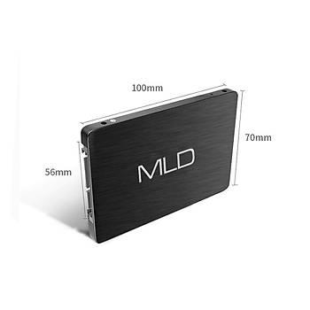 MLD M100 240GB SATA3 2.5 SSD 530 MB/s Yazma 520 MB/s Okuma (MLD25M100P11-240)