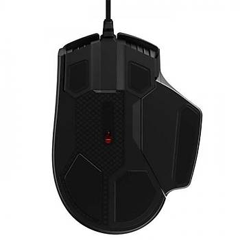 Corsair Glaive RGB Pro CH-9302211-EU FPS/MOBA 18.000 DPI 7 Tuþ Optik USB Kablolu Gaming Mouse Siyah