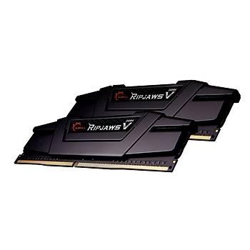 GSKILL RipjawsV 16GB (2X8) DDR4-5066Mhz CL20 Siyah 1.6V (F4-5066C20D-16GVK)