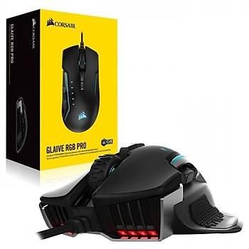 Corsair Glaive RGB Pro CH-9302311-EU Alüminyum Optik Gaming Mouse