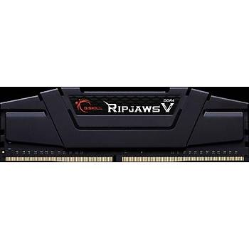 GSKILL RipjawsV 64GB (2X32) DDR4-3200Mhz CL16 Siyah 1.35V (F4-3200C16D-64GVK)