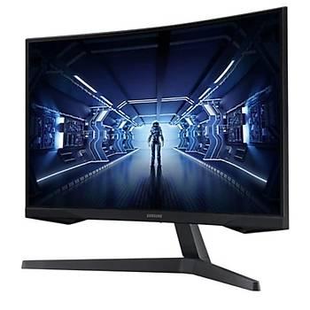 Samsung Odyssey G5 LC32G55TQWMXUF 32 inch 1ms 144 Hz 2K WQHD Freesync Curved Oyuncu Monitörü