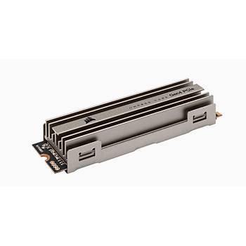 Corsair MP600 CORE 4TB  4950MB/sn-3950MB/sn NVMe PCIe Gen 4 M.2 SSD (CSSD-F4000GBMP600COR)