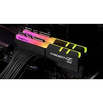 GSKILL TRIDENT Z RGB 16GB (2X8) DDR4-4800Mhz CL19 1.5V (F4-4800C19D-16GTZRC)
