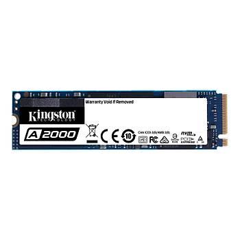 Kingston A2000 1TB 2200/2000MB/S NVMe M.2 2280 PCIe SSD (SA2000M8/1000G)