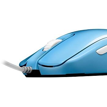 BENQ ZOWIE E-SPOR FK1-PLUS-B-DV-BLUE USB 3200DPI MAVI OYUNCU MOUSE