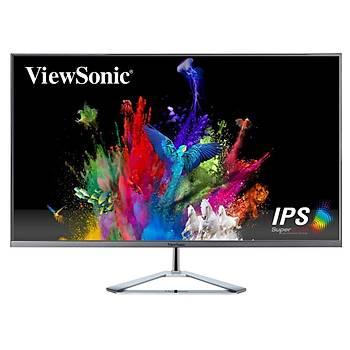 ViewSonic 32 VX3276-MHD-2 FHD 4MS HDMI+VGA+DP IPS ÇERÇEVESÝZ MONÝTÖR