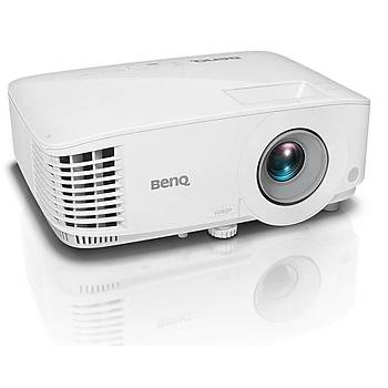 BenQ MH550 3500 ANS 1920x1080 FullHD 2xHDMI VGA 20.000:1 3D DLP Projektör