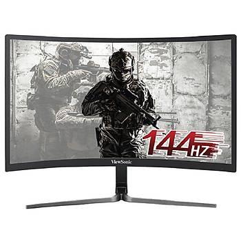 ViewSonic 24 VX2458-C-MHD 1800R FHD 1MS 144HZ (HDMI+DP+DVI) FreeSync/GSync KAVÝSLÝ GAMÝNG MONÝTÖR