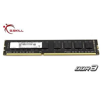 GSKILL Value 8GB DDR3 1333Mhz CL9 (F3-10600CL9S-8GBNT) 256x8 Chip
