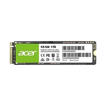 Acer FA100 1TB 3300-2700MB/sn PCle Gen3 M2 (FA100-1TB)