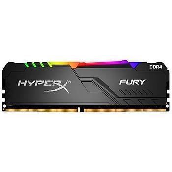 Kingston HyperX FURY RGB 32GB 3200MHz DDR4 CL16 DIMM (2x16) Gaming Bellek (HX432C16FB4AK2/32)