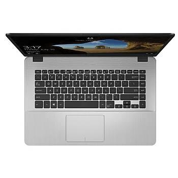 ASUS VIVOBOOK X505ZA-BQ838 AMD R7-2700U 8GB DDR4 256GB SSD 15.6 FHD DOS