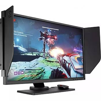 BENQ ZOWIE 24.5 XL2546 FHD 1MS 240Hz (DVI-DL+HDMIx2+DP) COLOR VIBRANCE E-SPORTS TN OYUNCU MONÝTÖR