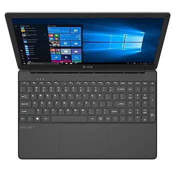 I-LIFE ZED AÝR CX7 i7-7Y75 8GB DDR3 256GB SSD 15.6 IPS FHD WINDOWS 10 SÝYAH NTBTILWBI7158256