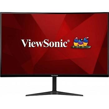 ViewSonic 27 VX2718-2KPC-MHD QHD 2560X1440 1MS 165HZ2XHDMI DP 1500R CURVED FREESYNC GAMING MONÝTÖR