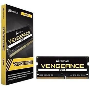 Corsair Vengeance SODIMM 8GB (1x8GB) DDR4 2666Mhz CMSX8GX4M1A2666C18 Bellek