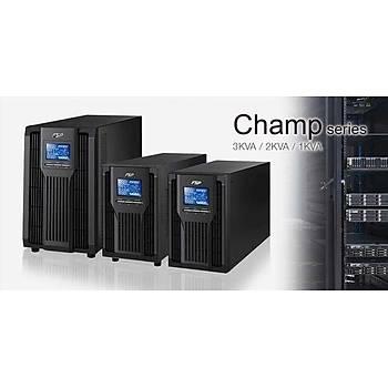 FSP Champ 1K 1000Va Online Ups Güç Kaynaðý (900W)
