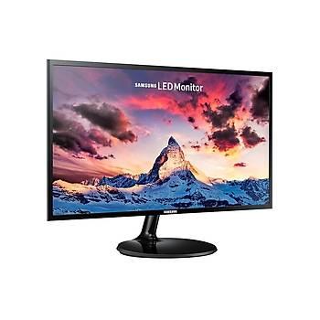 Samsung LS24F354FHMXUF 24inch  HDMI+Analog) FULL HD FreeSync PLS Gaming Monitör