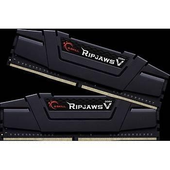 GSKILL RipjawsV 64GB (2X32) DDR4-3600Mhz CL18 Siyah 1.35V (F4-3600C18D-64GVK)
