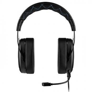 Corsair HS50 PRO CA-9011217-EU Mikrofonlu Oyuncu Kulaklýðý Mavi