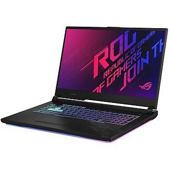 ASUS ROG STRIX G512LW-HN168 Ý7-10875H 16GB DDR4 1TB SSD RTX2070  8GB GDDR6 AuraSYNC FHD IPS 15.6 DOS